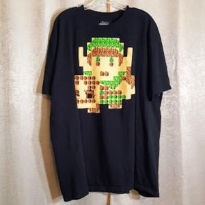 Legend of Zelda LINK Loot Crate t-shirt tee sz 3XL